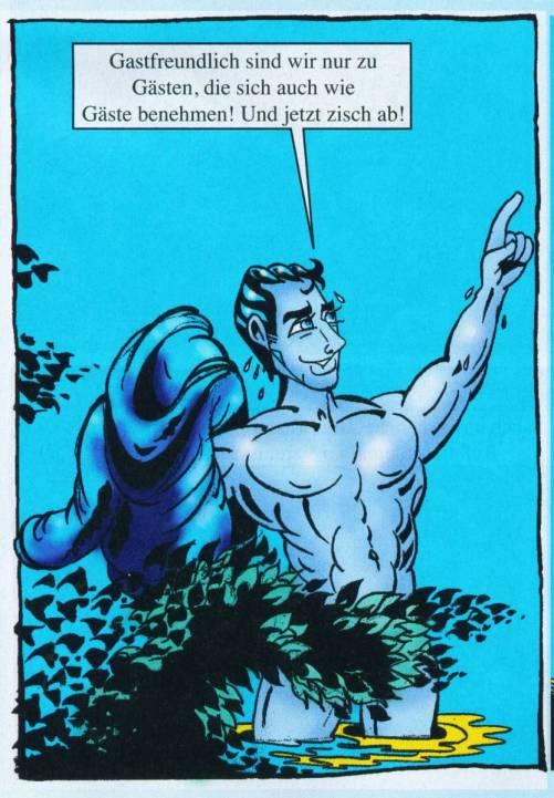 blue planet comic book