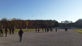 Schönbrunn gardens